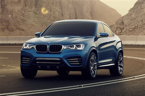 bmw x4 concept new photo gallery