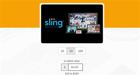 Sling Tv Gift Card - how to watch espn outside of the us vpnmentor