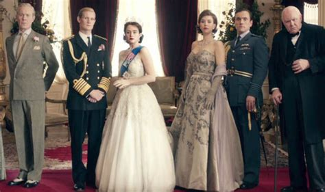 elizabeth actress crown the crown cast who plays queen elizabeth churchill and