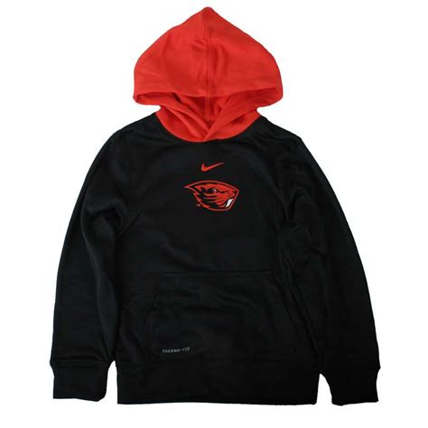 Sweater Golds Youth Performance nike oregon state beavers youth performance pullover hoodie