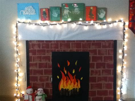 craft city no fireplace for santa no problem