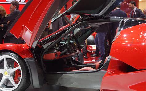 Laferrari Interior by Laferrari Look Photo Gallery Motor Trend