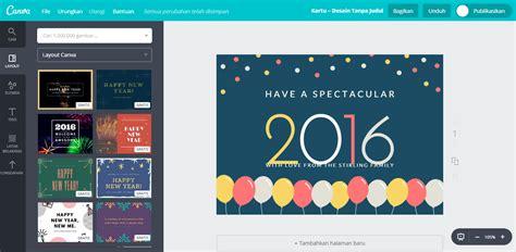 Kartu Ucapan Baru Ukuran Kecil buat desain kartu ucapan tahun baru dalam bahasa inggris