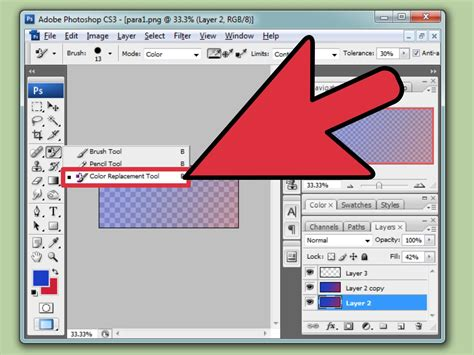 color finder tool how to blend colors in photoshop with pictures wikihow