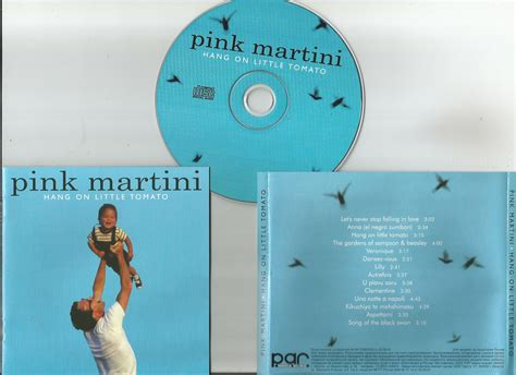 pink martini hang on tomato pink martini records lps vinyl and cds musicstack