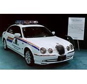 Polis Arabasi Canada Jaguar S Type  Atat&252rk Renkli Resimleri