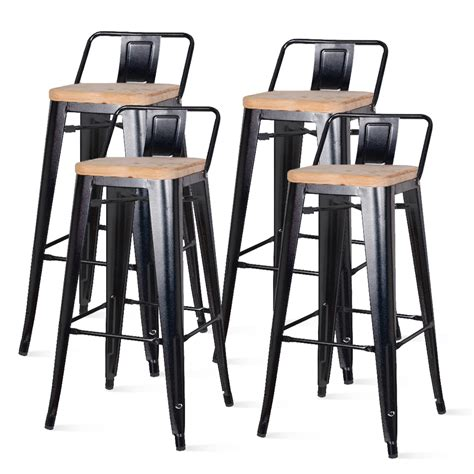 Metropolis Low Back Counter Stool by 938537 B Npd Furniture Stylish Affordable Lifestyle