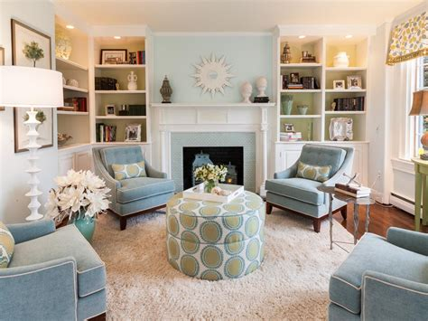 blue and green living rooms green living room photos hgtv