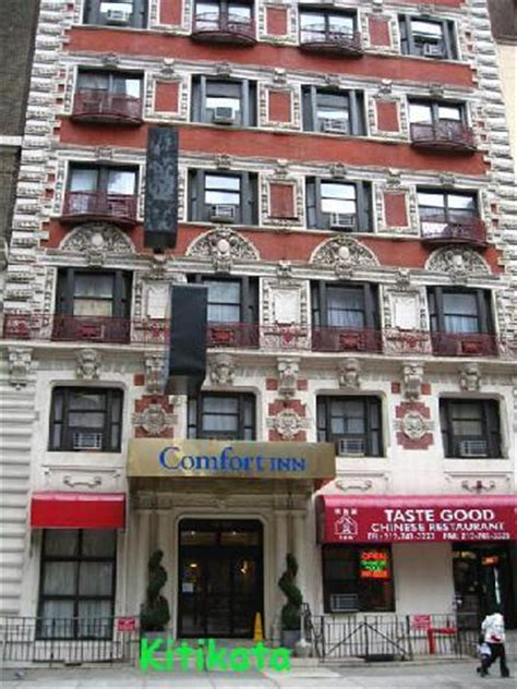 Comfort Inn Suites Nyc by Outside Photo De Heritage Hotel New York City New York