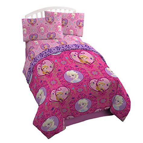 frozen bed in a bag disney frozen friendship microfiber bed in a bag top bargain kids bedding sets