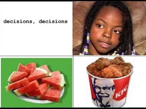 Crazy Cali~school accused of serving a racist lunch of ... Fried Chicken And Watermelon Stereotype