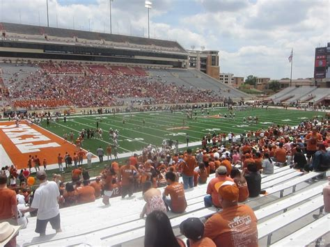 Mobile Section 8 by Dkr Memorial Stadium Section 8 Rateyourseats