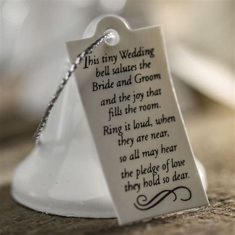 Wedding Bell Poem by White Wedding Poem Bells Bells And Bubbles Wedding