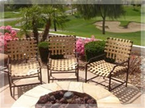 re strapping patio furniture patiofurniture doctors