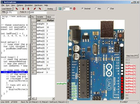 best arduino simulator debug an arduino project on avr studio 5 simulator
