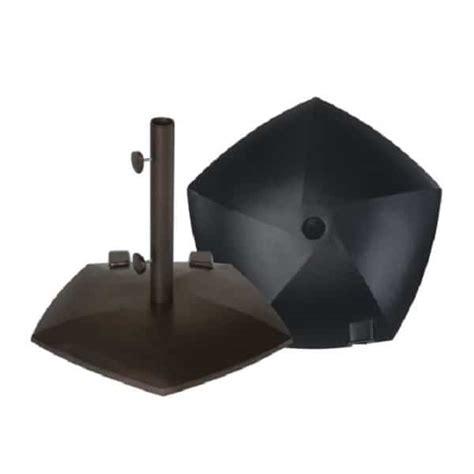 patio umbrella base with wheels pentagon with wheels umbrella base