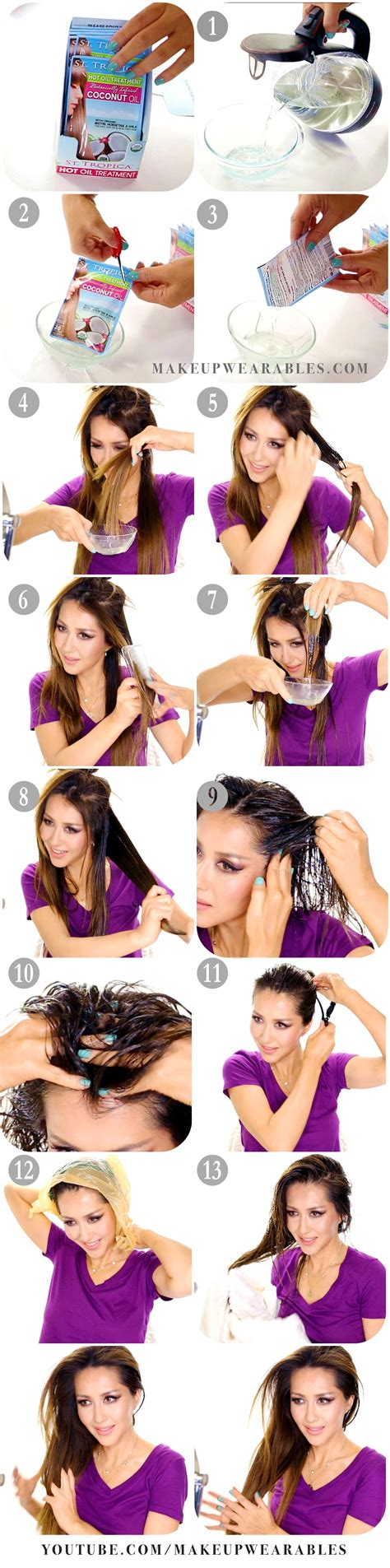 how to curl your hair overnight lazy heatless curls overnight grow your hair faster longer