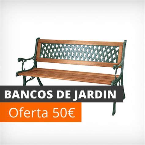 banco jardin barato muebles de jard 237 n y terraza baratos conjuntos mesas y