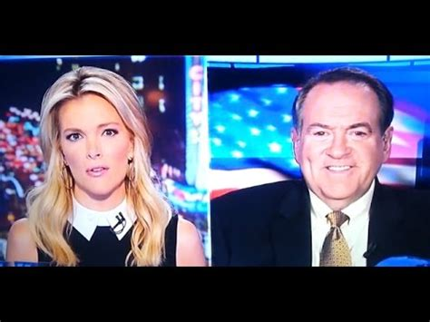 megyn kelly introduces mike huckabee with an f bomb megyn kelly calls mike huckabee quot f ckabee quot youtube