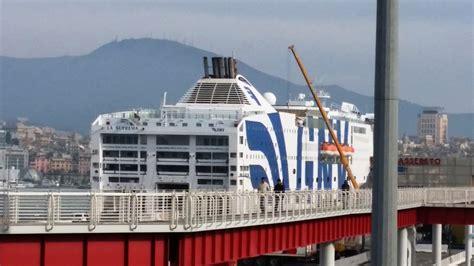 nave suprema gnv nave suprema e superba traghetti