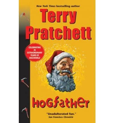 how to be an 1856695301 illustrated hogfather screenplay the discworld 9780061251658 slugbooks