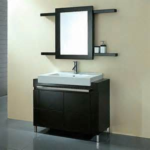 wood mirrors bathroom white wooden bathroom mirror with shelf furniture for