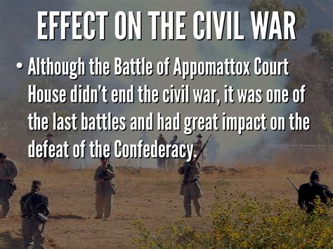Battle Of Appomattox Court House by The Battle Of Appomattox Court House By Sofia Corneliso