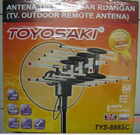 Toyosaki Aio220 Outdoor Tv Antenna Antena Dalam Luar Analog Digital lihat harga toyosaki tys 888sc antena tv remote di toko cari yang termurah medan harga
