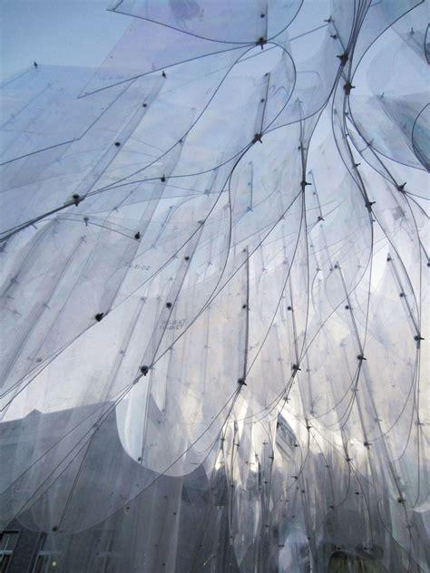 aufklappbarer pavillon anisotropic sheet morphologies pavilion at beijing s