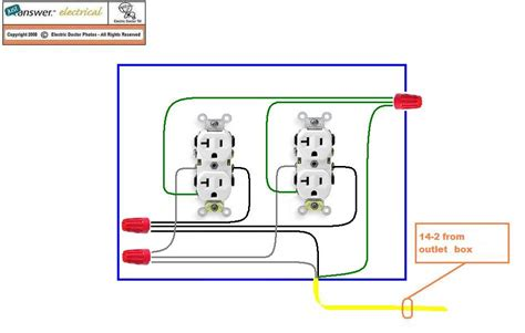 wiring a outlet box diagram 34 wiring diagram