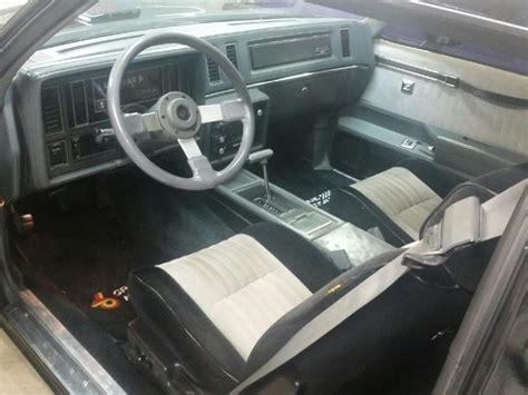 1985 Buick Regal Interior by 1985 Buick Regal Pictures Cargurus