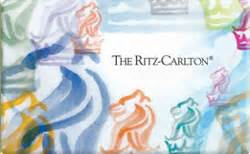 Ritz Gift Card - buy the ritz carlton gift cards raise