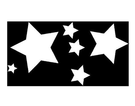 imagenes para dibujar a lapiz estrellas dibujo de 6 estrellas para colorear dibujos net