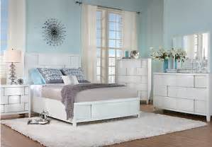 lynwood white 5pc panel bedroom bedroom sets