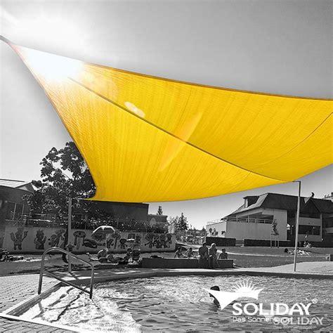 Sonnensegel Elektrisch Aufrollbar by Soliday Cs Anlage Vollautomatisches Sonnensegel