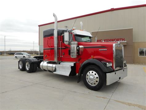 kenworth w900 2014 2014 kenworth w900l for sale 43 used trucks from 83 500