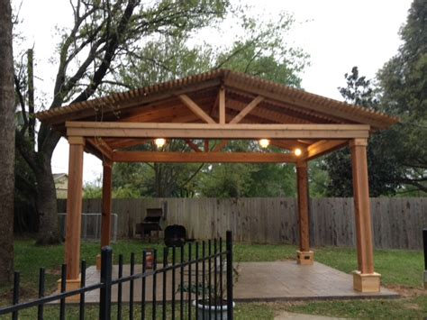 Patio Builder by Cedar Pergolas For Outdoor Patios Lone Patio Builders