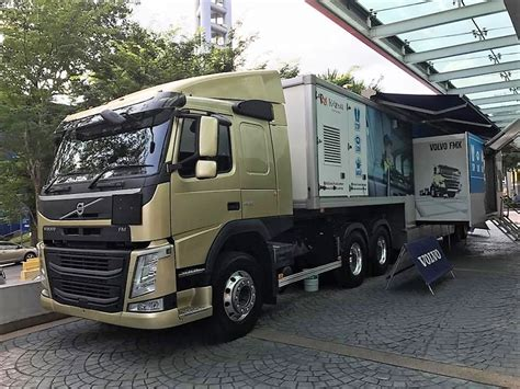 what s the new volvo commercial about volvo trucks grows its market share in malaysia s heavy