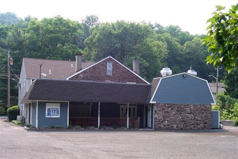 Milford Oyster House by 1829 Mill Milford Oyster House Hunterdon Co