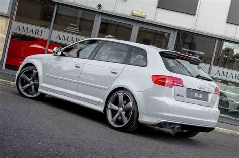Audi A3 Automatic by Audi A3 Petrol Hatchback 2 5 Rs3 Quattro 5dr Automatic