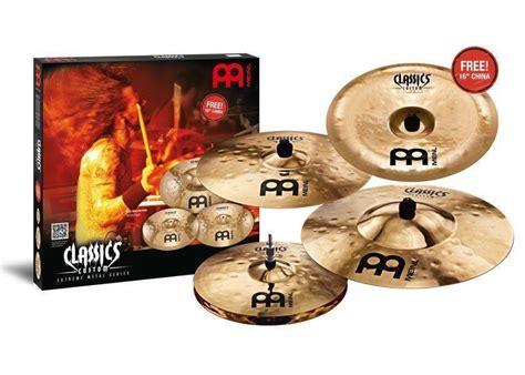 Meinl Cymbal 16 Inch Crash Classic Custom Metal Drum Aksesoris meinl classics custom metal matched cymbal set free 16 inch china mcquade