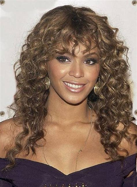 hairstyles curly bangs pictures of hairstyles for curly hair with bangs hairstyles