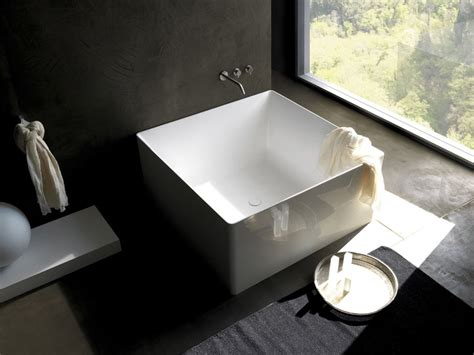 bathtubs for small bathrooms minimalist square bathtub for modern bathroom by colacril