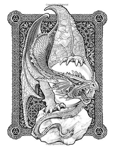 colour my sketchbook dragons 378 besten ausmalbilder bennett klein bilder auf malb 252 cher skizzenb 252 cher und