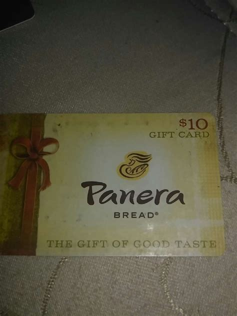 Send Panera Gift Card - letgo 10 panera bread gift card in williamsport pa