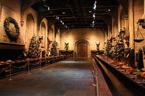 hogwarts great hall hogwarts great hall 169 richard croft geograph britain