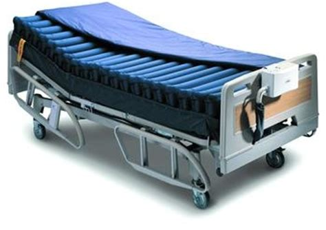 hospital bed air mattress alternating pressure relief mattress replacement system invacare pressure relief
