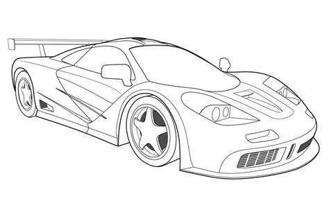 coloring in pages cars free printable bugatti coloring pages for