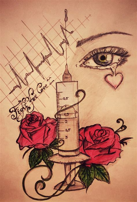 fight for love by tattoo love forever on deviantart
