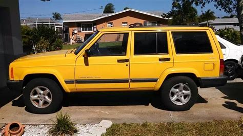 jeep cherokee yellow solar yellow jeep cherokee forum